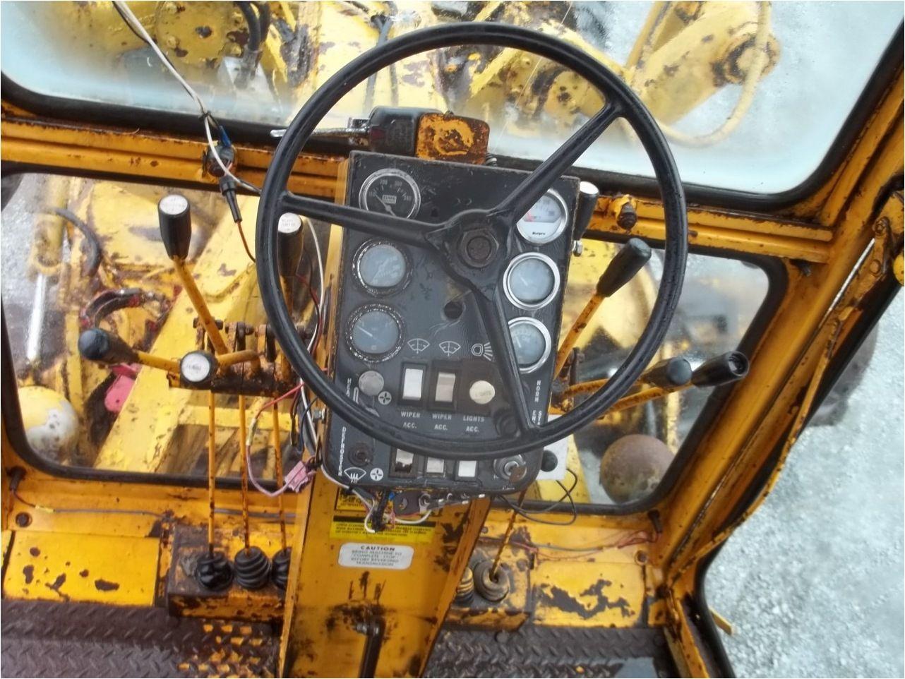 1970 GALION T600C