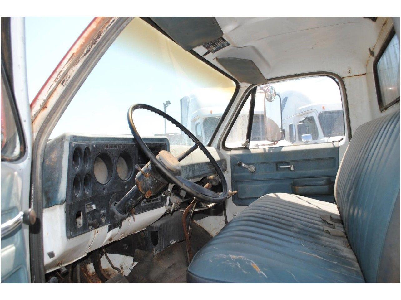 1974 GMC 6000