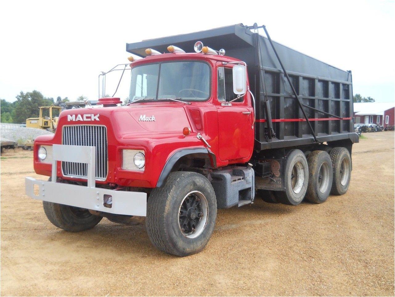 1987 MACK DM-685-S