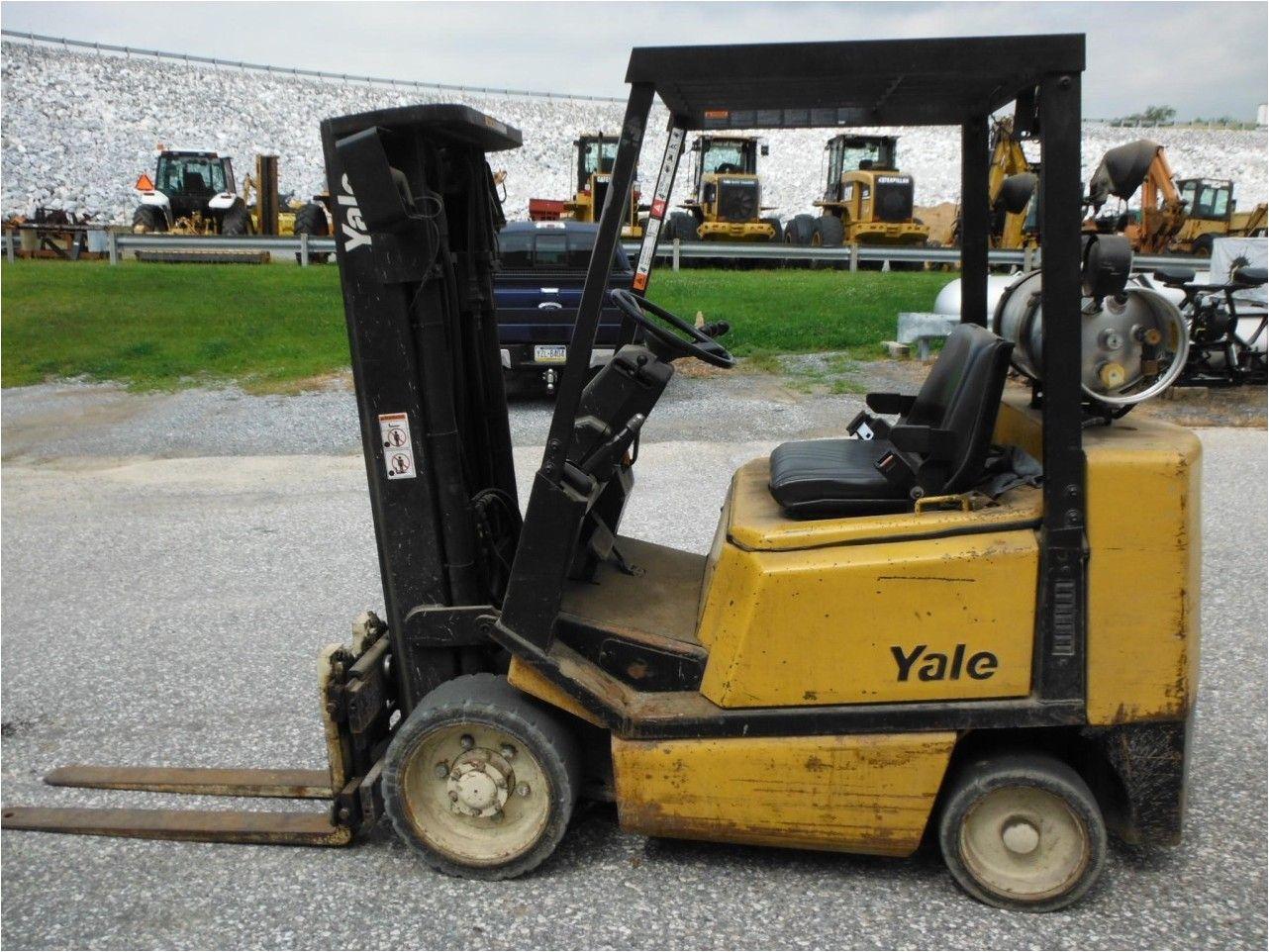 1994 YALE GLC050TE