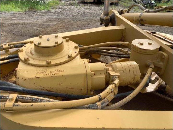 2006 CATERPILLAR 140H