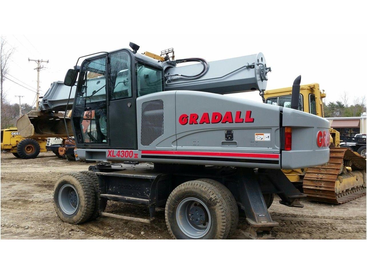 2006 GRADALL XL4300 II