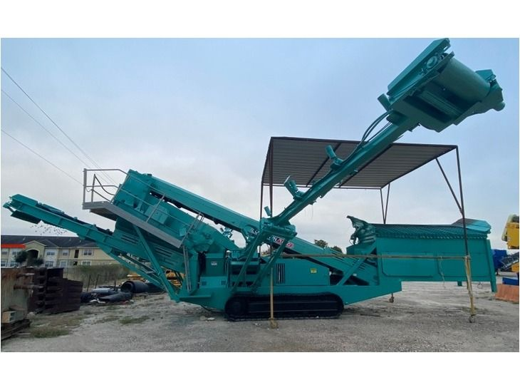 2007 POWER STACKER T CHIEFTAIN 1400