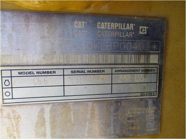 2008 CATERPILLAR 953D