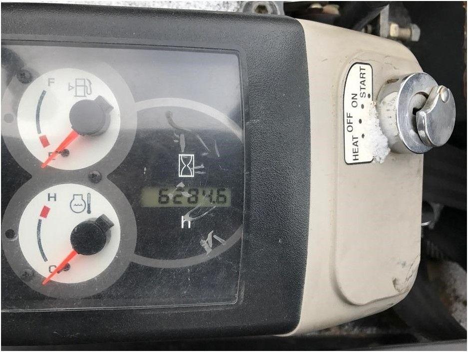 2009 KOMATSU PC45MR