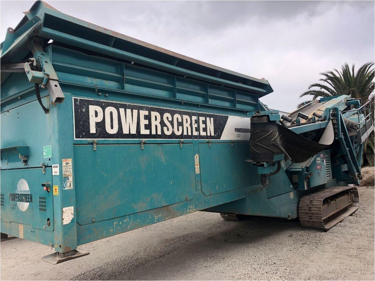 2011 POWERSCREEN 1400