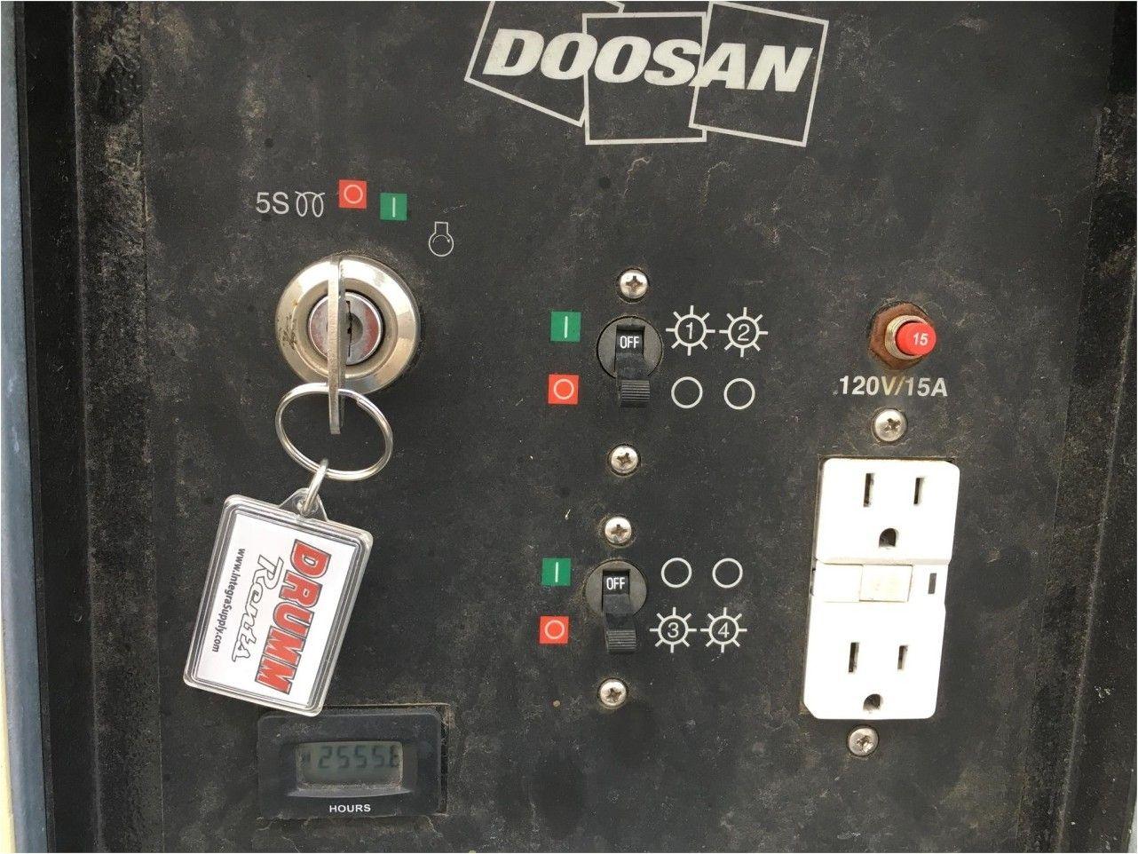 2012 DOOSAN LSC60HZT4F