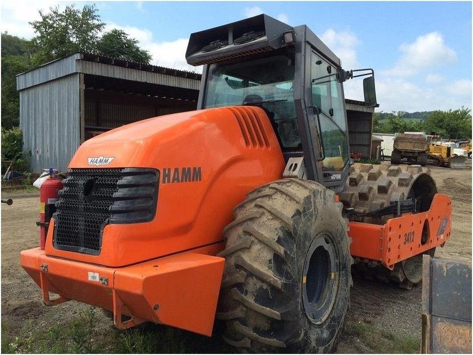 2012 HAMM 3412P