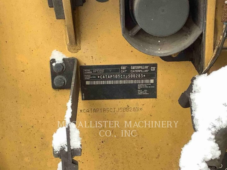 2015 CATERPILLAR AP1055F
