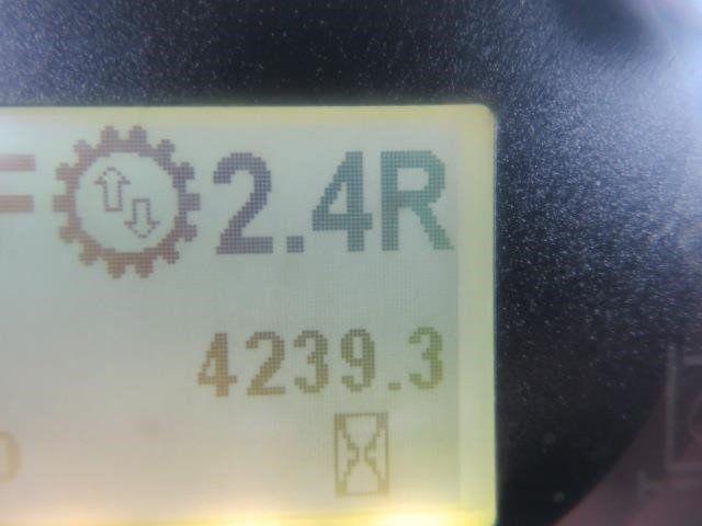 2015 CATERPILLAR D4K2 LGP
