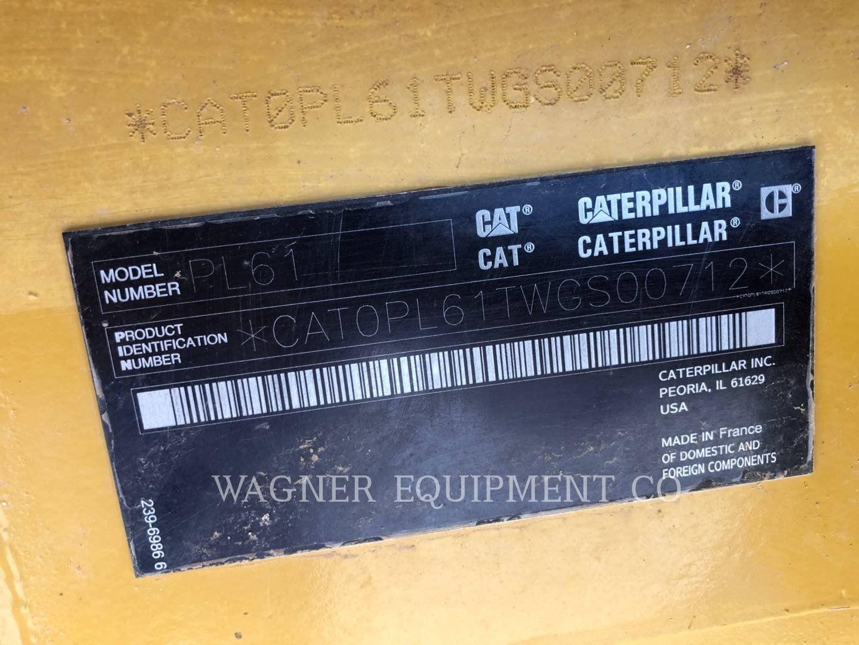 2015 CATERPILLAR PL61