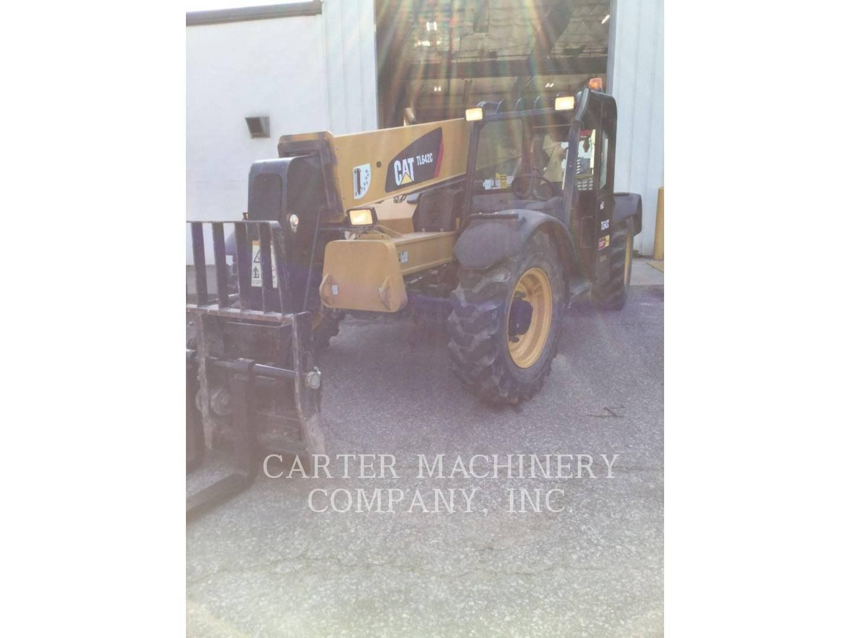 2015 CATERPILLAR TL642C