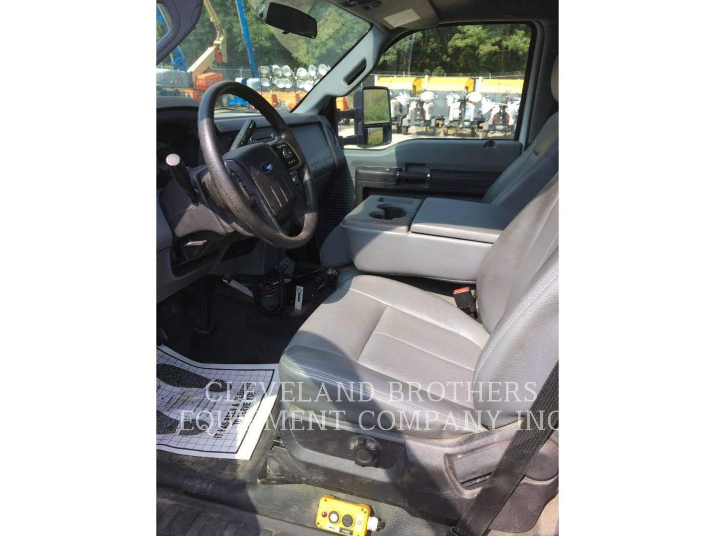 2015 FORD F550 DT