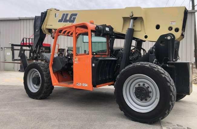 2015 JLG G12-55A