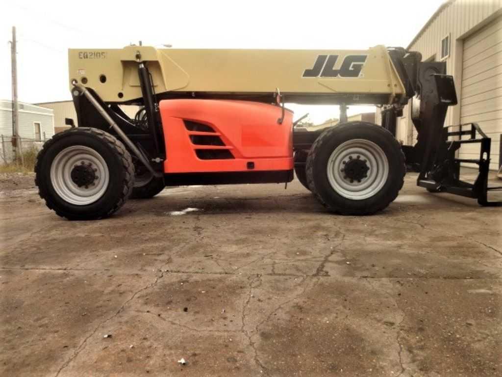 2015 JLG® JLG TIER 4I MODELS G10-55A