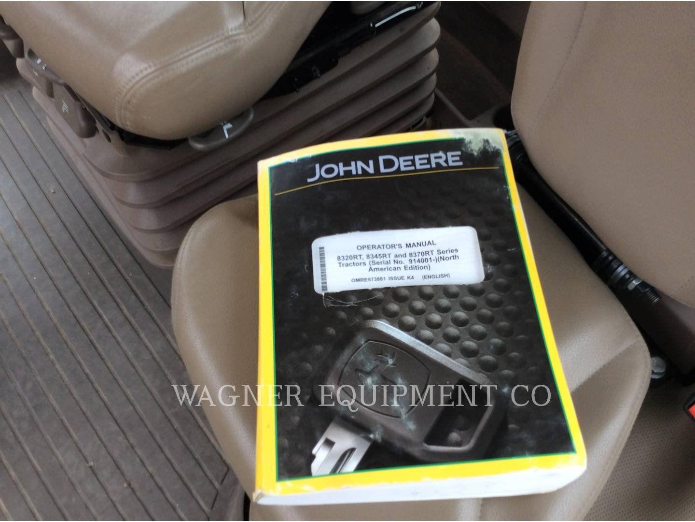 2015 JOHN DEERE 8370RT