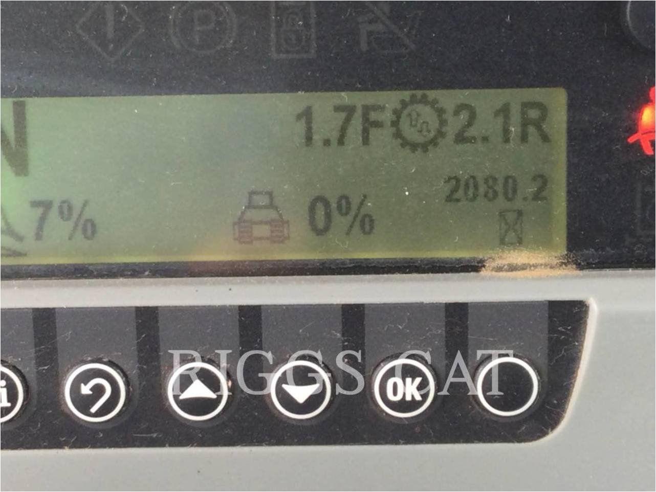 2016 CATERPILLAR D4K2 XL