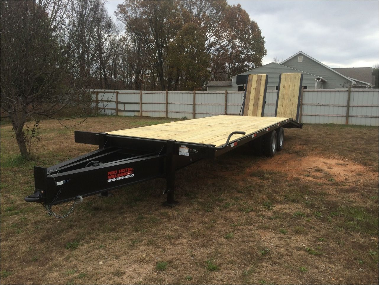 2018 STOHL 10 TON WIDE RAMP