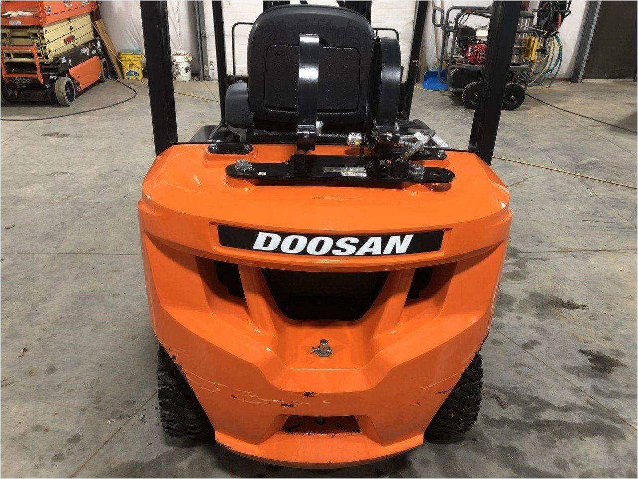 2019 DOOSAN G25P-7