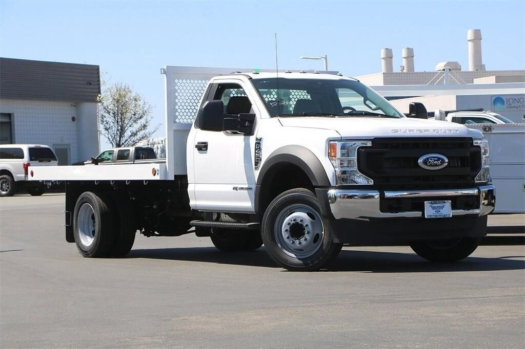 2021 FORD F450